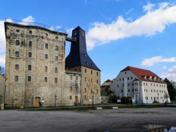 Bad Dürrenberg - Borlachturm und Standesamt