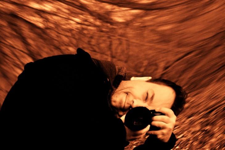 Selbstportrait: Daniel Weihmann