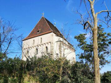 Doppelkapelle Landsberg, Südestseite