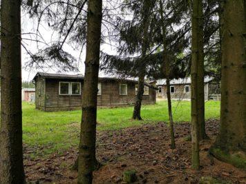 Ferienlager Neudorf (Harz) - Baracke der Betreuer