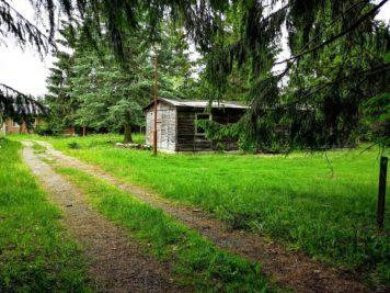 Ferienlager Neudorf (Harz) - Baracke der Lagerleitung
