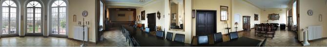 Herrenhaus Uckermark, Großer Saal