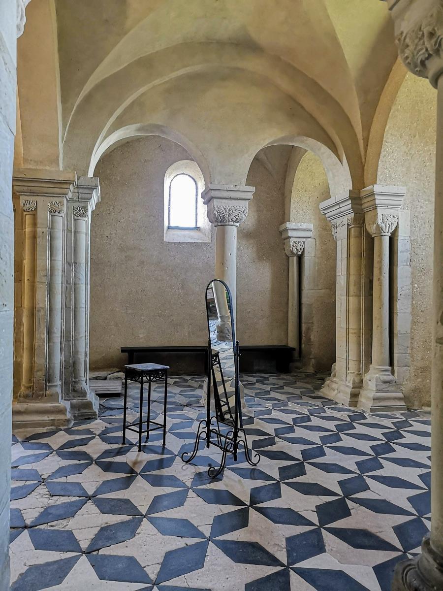 In der Doppelkapelle Landsberg