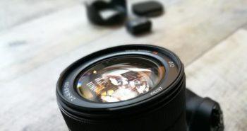 Kamera-Objektiv 72mm