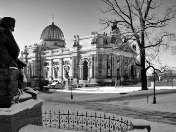 Ludwig Richter Denkmal und Museum Festung Dresden