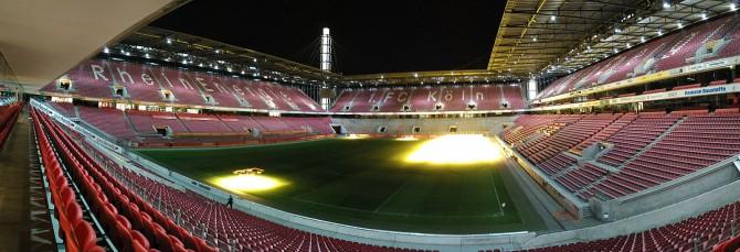 RheinEnergie Stadion in Köln