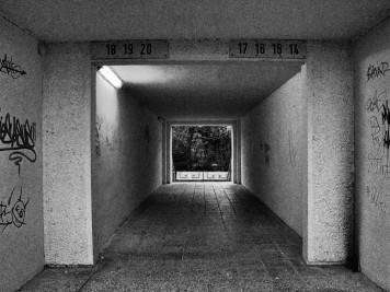 Silberhöhe: Durchgang Gustav-Staude-Straße zur Friedrich-Fubel-Straße