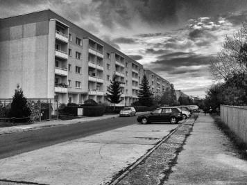 Silberhöhe: Theodor-Weber-Straße