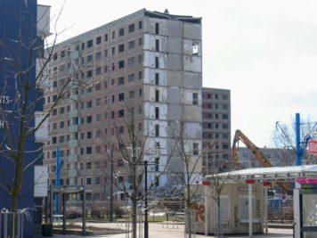 Abriss Wilhelm-von-Klewitz-Straße
