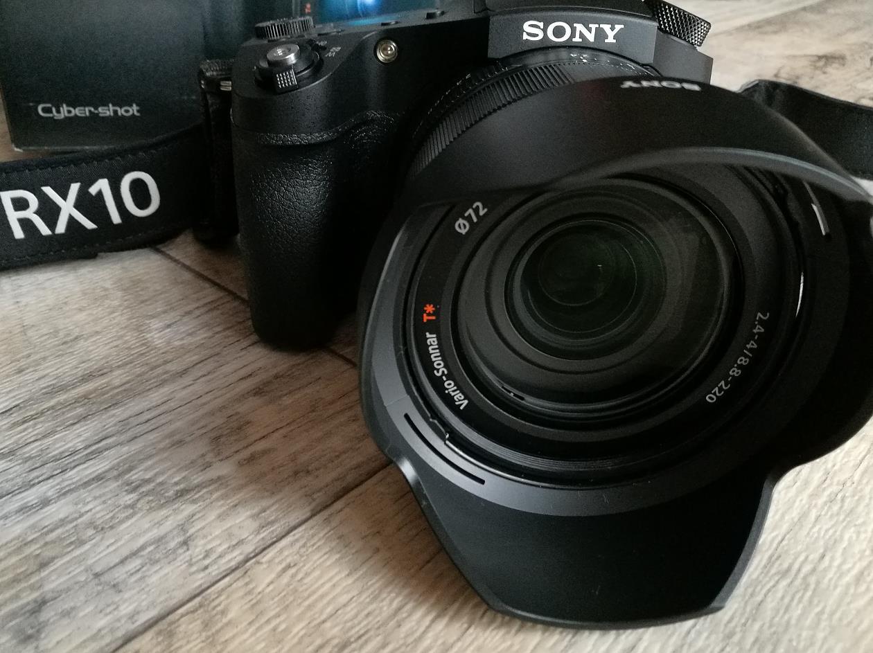 Sony RX10 III Bridgekamera