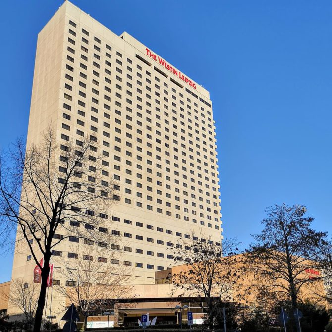 The Westin Hotel Leipzig