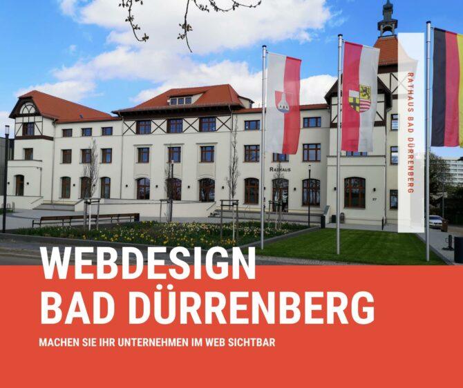 Webdesign Bad Dürrenberg