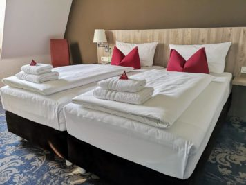 Zimmer im Wittenberger Luther-Hotel