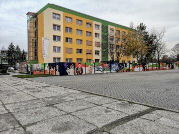 Wohnungsgenossenschaft in Wolfen-Nord