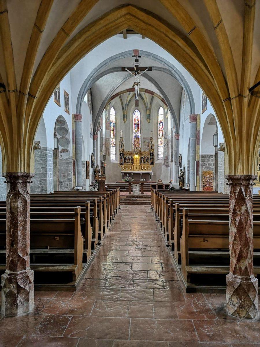 Pfarrkirche zum Heiligen Hippolyt in Zell am See