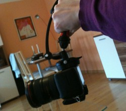 Manfrotto Modosteady Test