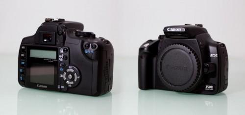 Gewinnspiel Canon Spiegelreflex Kamera als Weihnachtsgeschenk