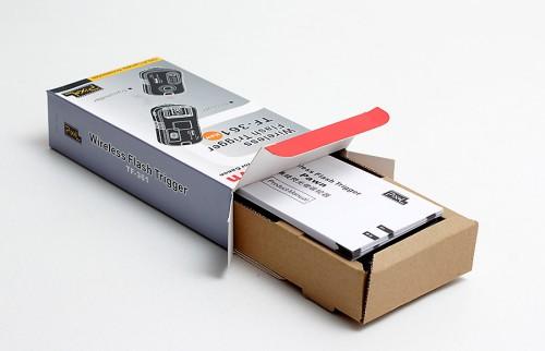 ixel Pawn Funk Blitzauslöser Verpackung öffnen