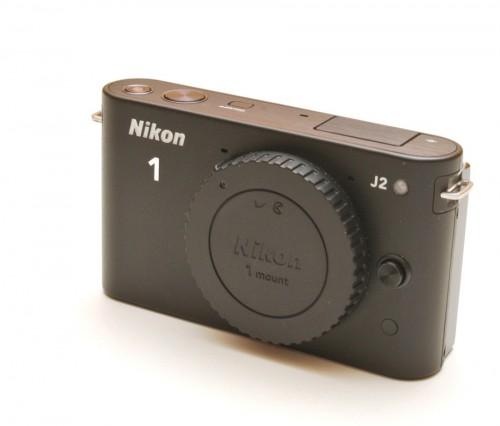 Nikon 1 ohne Objektiv 1