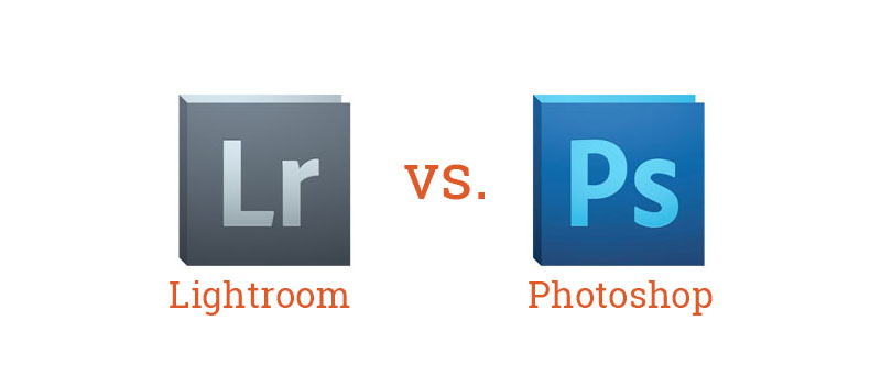 Lightroom vs. Photoshop