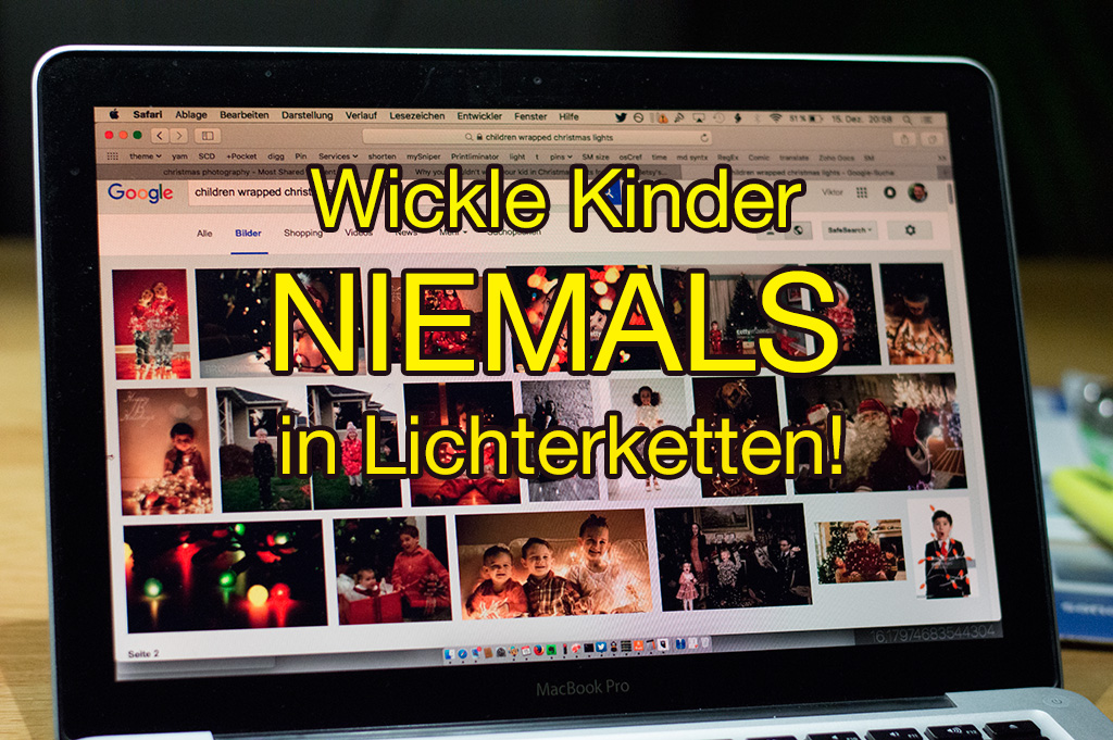 kinder-in-lichterkette-wickeln